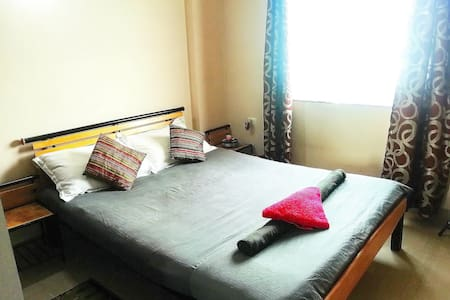 2 Rooms within a 3 BHK self catering homestay.