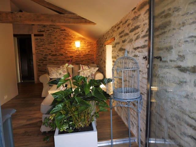 escale clopinière - Saint-Florent-des-Bois - Ferienunterkunft