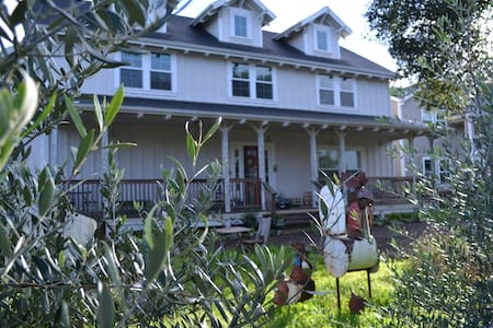 Wine Country Farmhouse - Penngrove - House
