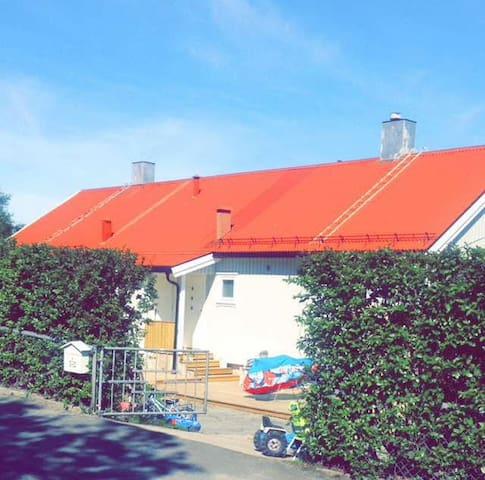 Leilighet med utsikt, nær tog og sentrum - Narvik - Lägenhet