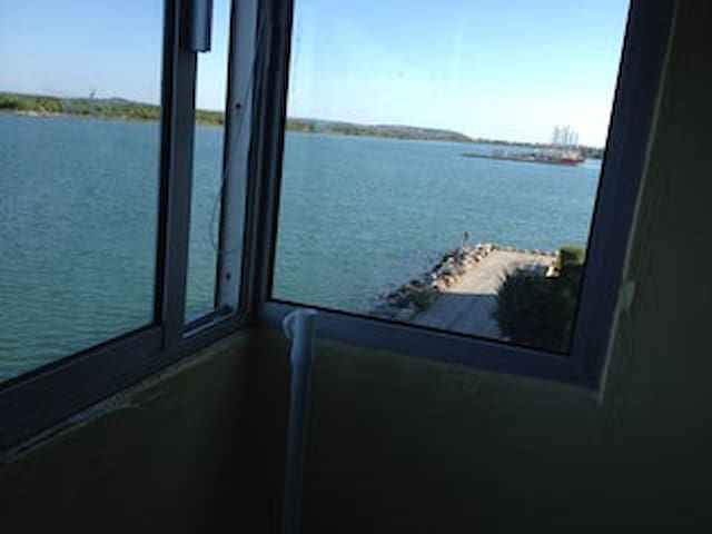 Appartement Port Leucate, belle vue