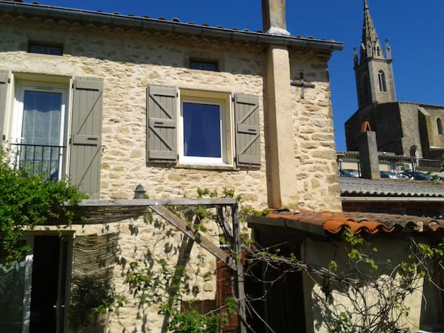 country house between Toulouse and Carcasonne - Montmaur - Rumah