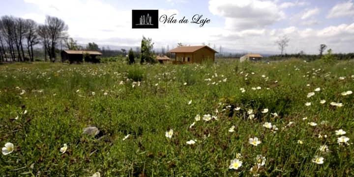 Vila da Laje - Casa da Beira T1 - Serra da Estrela