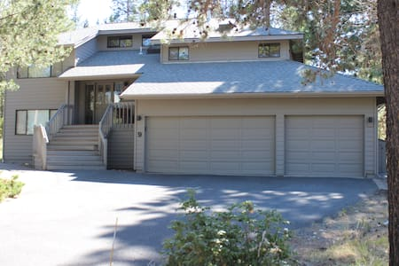 Wonderful home with 3 master suites and hot tub! - Sunriver - Rumah