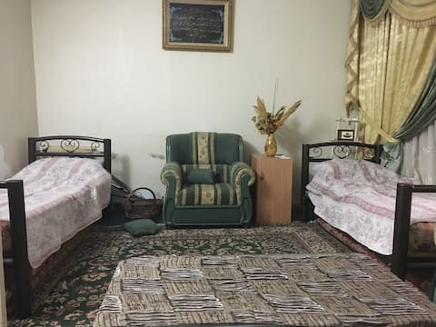 Two bed bedroom close to the center of Hebron