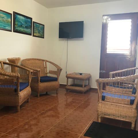 Alojamiento Solimar en playa Guardalavaca