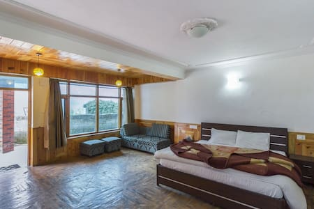 Comfy cottage, 4.5 km from Mall Road - Manali