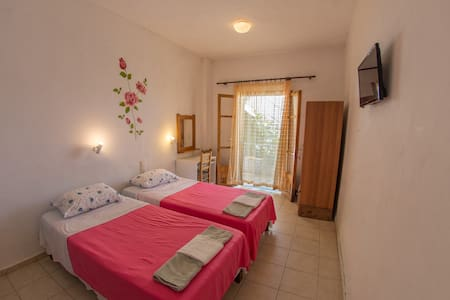 New, Bright & Spacious Studio for Relaxation! - Sidari