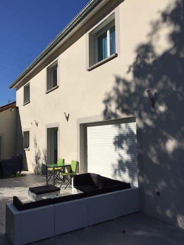 Maison individuelle proche de Genève