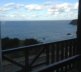 Impresionantes vistas al mar y de los atardeceres. - Comillas