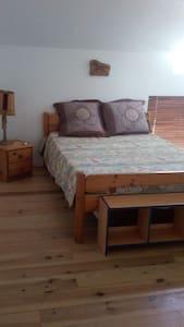 Chambre pour2  salle de bain privée,ferme Bressane