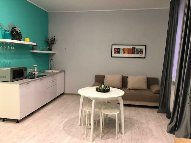 Уютная квартира для семейного отдыха в жк Алтынай