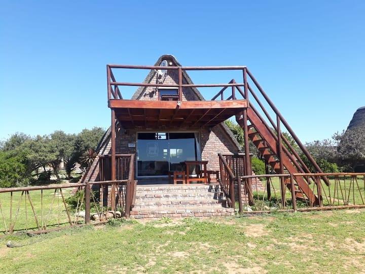 Charihandra Pvt Game Lodge 4 Star (Kudu Chalet)