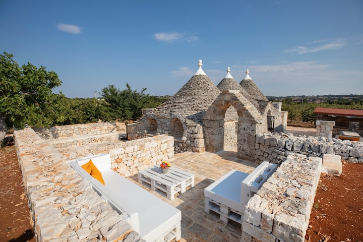 Trullo Dell'Aia di Guadiano