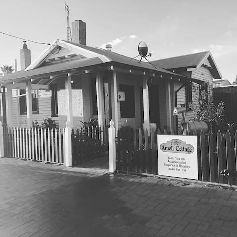 Ameli Cottage Kulin WA