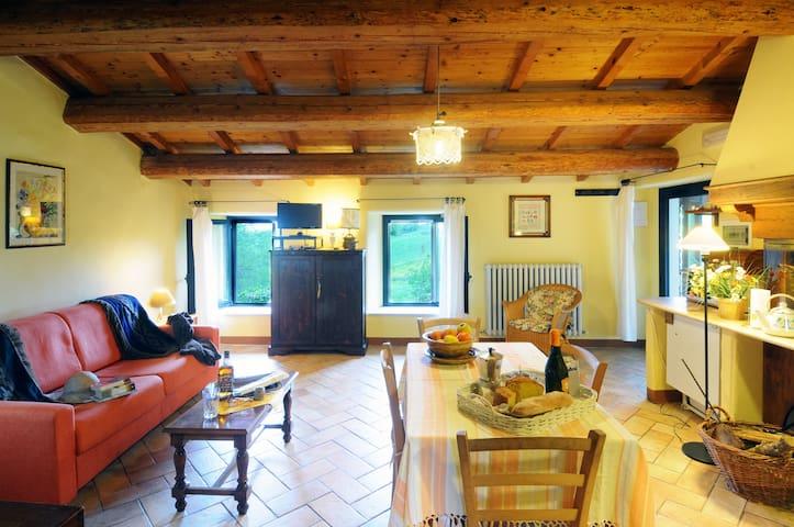 Appartamento in una pieve del XVI - Cagli - Apartment