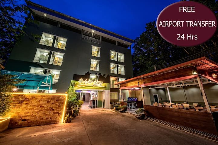 NYP Phuket Airport Deluxe King Bed Room-B
