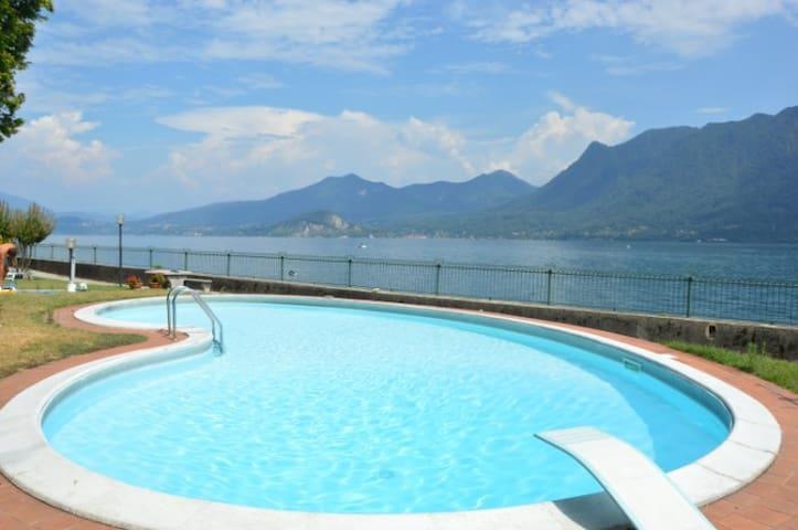 Beautiful villa on Lago Maggiore