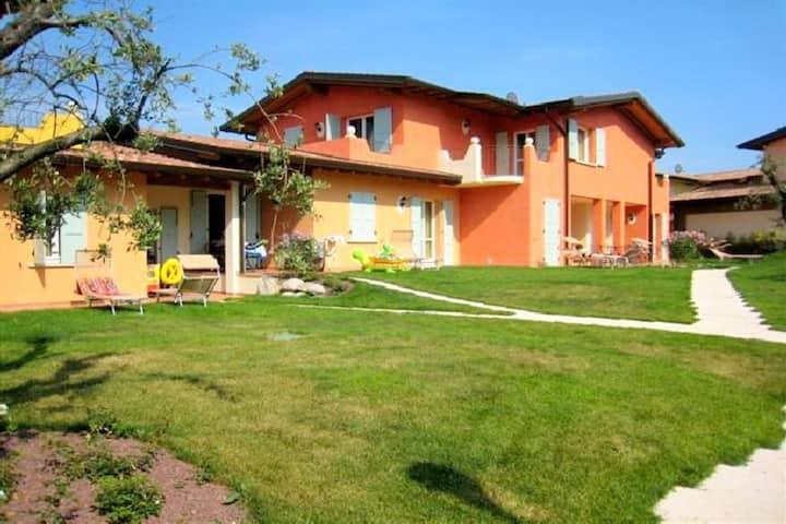 Attractive residence on Lake Garda