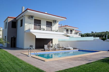 VILLA 3 BEDROOM PRIVATE POOL SPLIT LEVEL(1) - Chaniotis