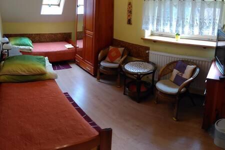 Komfortowe pokoje - Nałęczów - Rumah