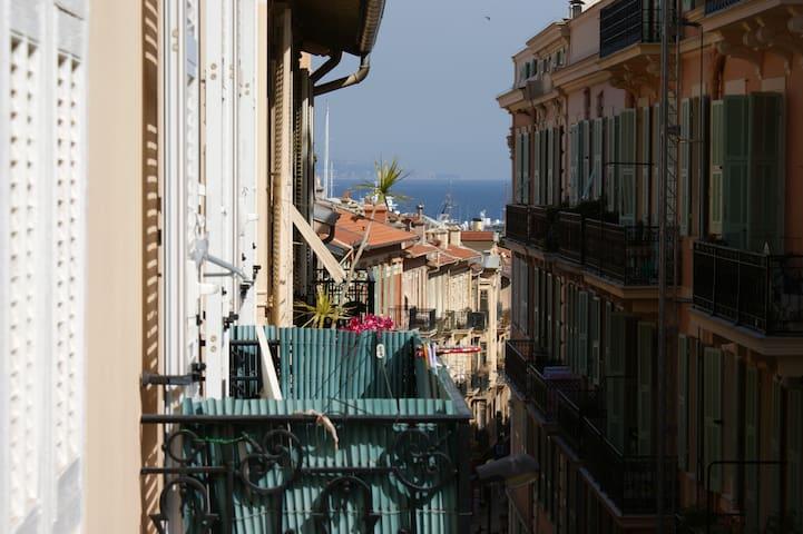 Appartement Monaco centre- ville