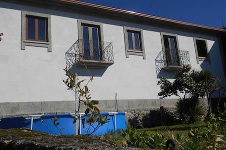 Casa Do Calado em Campos Vieira Do Minho. Braga - House