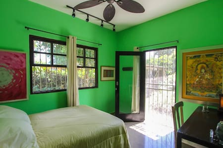 Inspired, Double Room, Main House, Soul House