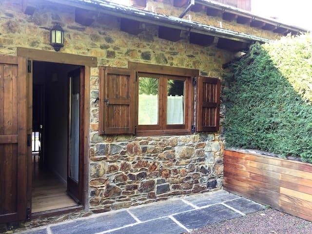 TPA Preciosa Casa en Alp para 6 personas
