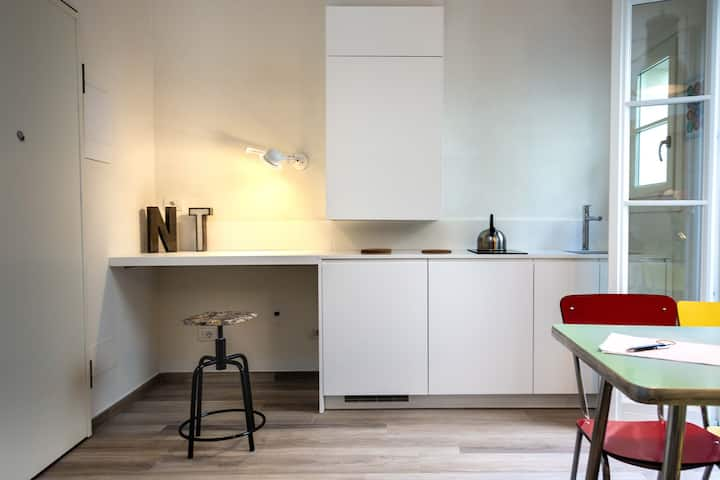 NoTe -pied-a-terre
