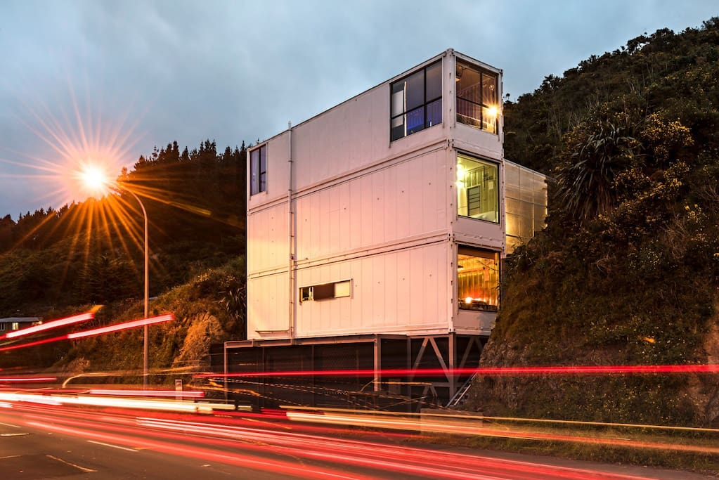 The Wellington Container House Houses For Rent In