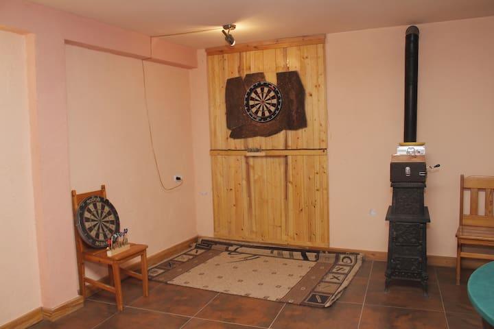Darts (Game room)