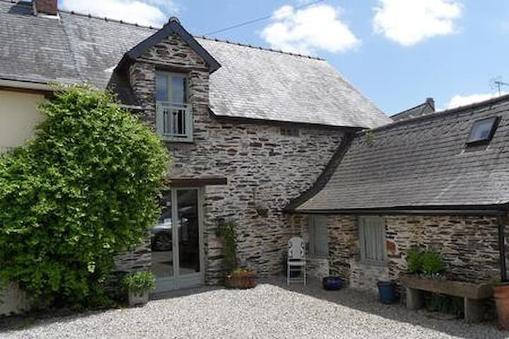 The Croft - Rural Gite close to Chateaubriant