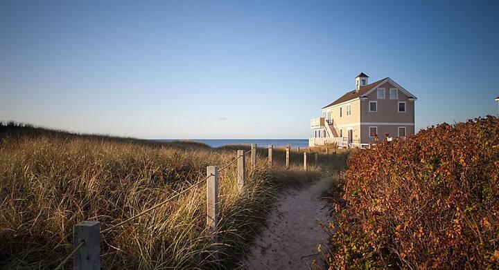 Thanksgiving Cape Cod Oceanfront Retreat