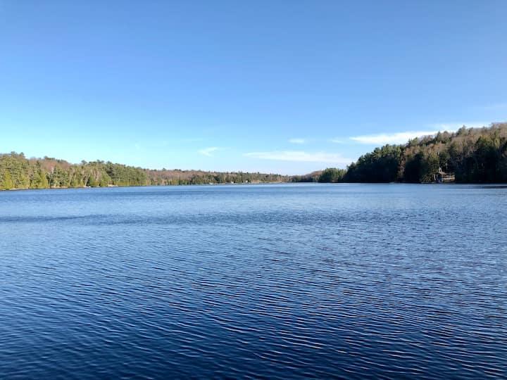 Silver Lake Cottage Muskoka