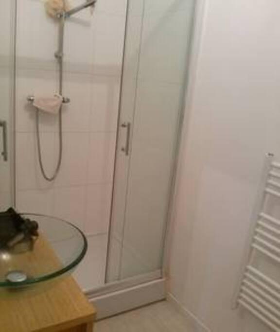 voici votre salle d'eau