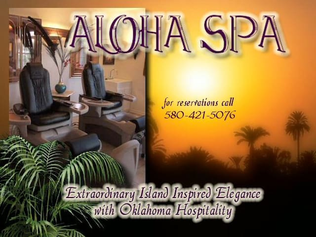echo canyon spa resort - Sulphur - Boutique-hôtel