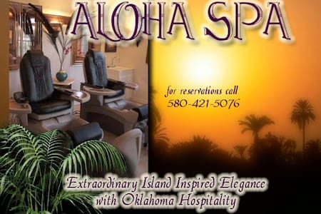 echo canyon spa resort - Sulphur - Bed & Breakfast