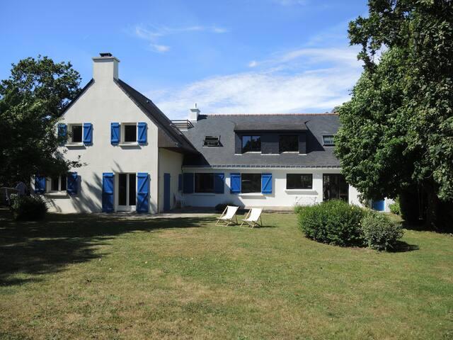 Belle propriété  à 100m d'un petit port charmant - Sarzeau - House