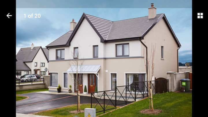 Brand new house just 5 minutes from Ennis town
