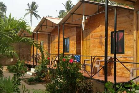 The Spring Beach Cottages,Calangute - Calangute