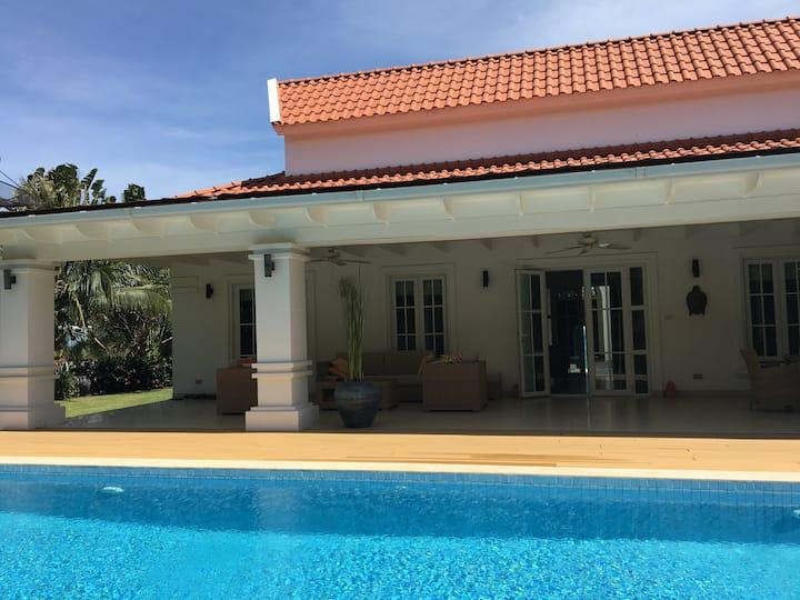 Balinese Pool Villa at Banyan Resort Hua Hin