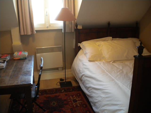 2 Chambres + salle d'eau privative en ville - Troyes - Casa de huéspedes