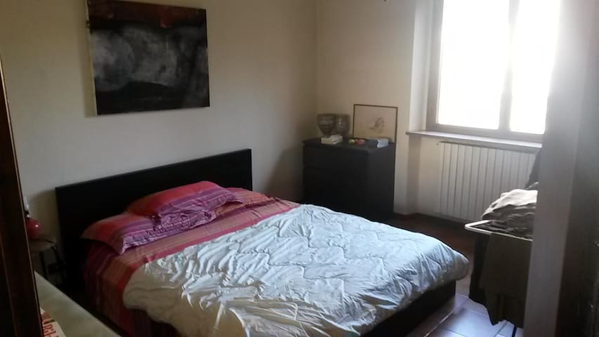 Nice room 10 Km away from Bergamo! - Paladina - House