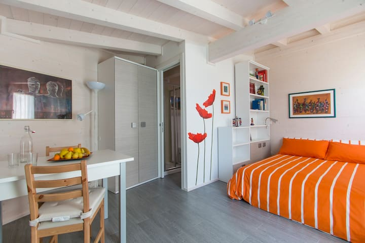 Relax in the historic centre - Pietrasanta - Huis