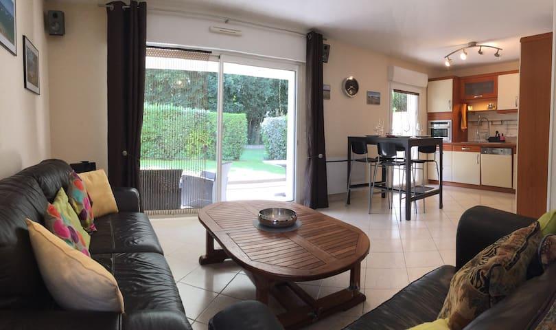 Au cœur d'Auray, Golfe Du Morbihan, appartement T3