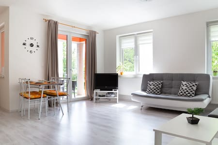 Spacious  new apartment in centre of Šamorín