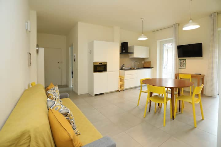 Family friendly apartment on Maggiore Lake