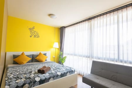 ZZZ House near Don Mueang Airport - 10 mins walk
