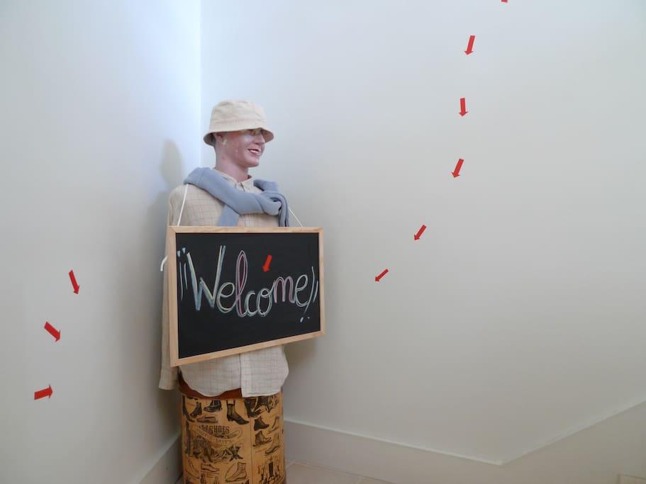 ¡Bienvenidos! ¡Welcome!
